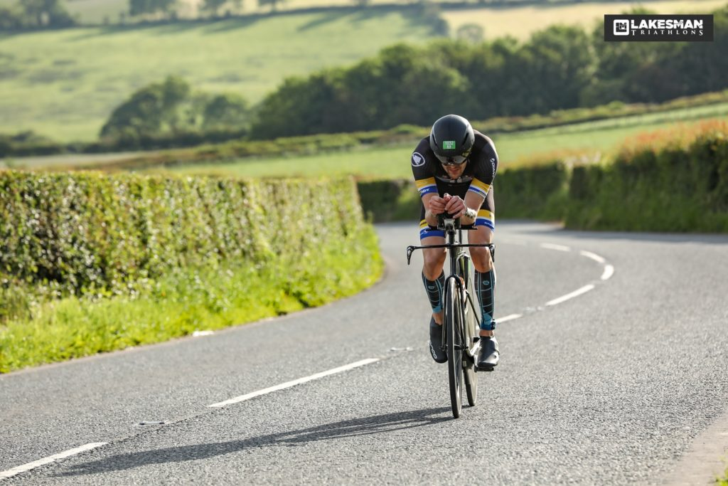Athlete Q&A with Shaun Wood about triathlon training with a full time job.